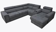 Narożnik Loft 94  Funkcjonalna elegancja w perfekcyjnym wykonaniu.  W narożniku zostały zastosowane nowoczesne i praktyczne rozwiązania:  •...