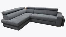 Narożnik Loft 81  Funkcjonalna elegancja w perfekcyjnym wykonaniu.  W narożniku zostały zastosowane nowoczesne i praktyczne rozwiązania: •...