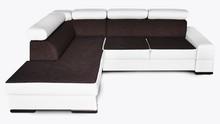 Narożnik Loft 2  Elegancki wygląd narożnika Loft 2, pięknie wkomponuje się w Twoje wnętrze.  • narożnik z funkcją spania • pojemnikiem na...