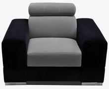 Fotel Loft 4  Funkcjonalna elegancja w perfekcyjnym wykonaniu. W fotelu zostały zastosowane nowoczesne i praktyczne rozwiązania: • zagłówki z...
