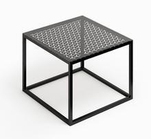 Stolik GLAST mały AA025  Zestaw nowoczesnych, minimalistycznych mebli do pokoju dziennego idealnie komponujący się w małych pomieszczeniach....