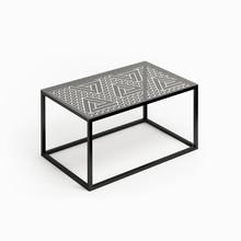 Stolik GLAST duży AA023  Zestaw nowoczesnych, minimalistycznych mebli do pokoju dziennego idealnie komponujący się w małych pomieszczeniach....