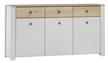 Komoda 3-drzwiowa z szufladami ALICE 45 - TRENDLINE