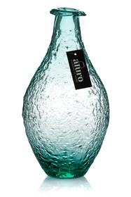 Wazony szklane MiuBlu ,wykonane ze szkła z wypukła fakturą imitującą stare butelki. Kolorystyka oraz forma wazonów pozwoli stworzyć wraz z...