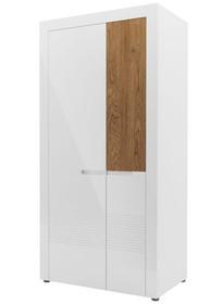 Meble z kolekcji Belfort łączą w sobie nowoczesny design z ponadczasową funkcjonalnością. Delikatne detale w kolorze orzech san diego doskonale...