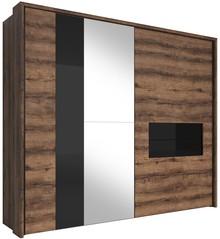 Indira - szafa 2 drzwiowa, przesuwna  INDIRA to sypialnia charakteryzująca się bardzo funkcjonalnymi rozwiązaniami. W modelu tym dostępna jest...
