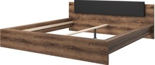 Indira - łóżko 160/200  INDIRA to sypialnia charakteryzująca się bardzo funkcjonalnymi rozwiązaniami. W modelu tym dostępna jest bardzo przestronna...