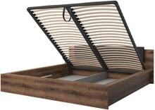Indira - łóżko 160/200 z pojemnikiem  INDIRA to sypialnia charakteryzująca się bardzo funkcjonalnymi rozwiązaniami. W modelu tym dostępna jest...