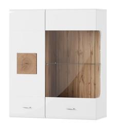 Meble z kolekcji Wood pozwolą zaaranżować przestrzeń jadalni i salonu według Twoich indywidualnych potrzeb. Jasna gama kolorystyczna świetnie skomponuje...
