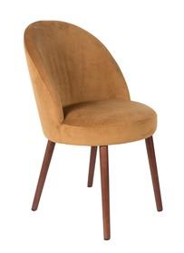 Krzesło BARBARA - karmelowe