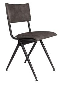 Krzesło WILLOW - antracytowe