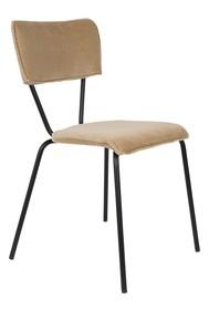 Krzesło MELONIE - piaskowe