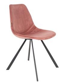 Krzesło FRANKY - różowe