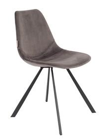 Krzesło FRANKY - szare