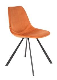 Krzesło FRANKY - pomarańczowe
