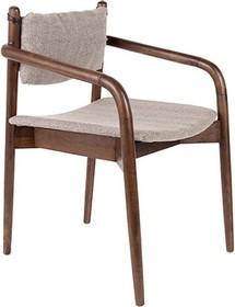Materiał: 100% polyester  Wymiary: 55x59x78,5 Wysokość podłokietników: 65 Wysokość siedzenia: 46 Głębokość siedzenia: 47,5  Waga: 9,5kg