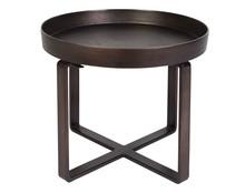Kolor: antycny brąz Materiał: żelazo  Wymiary: 51x42  Waga: 9kg