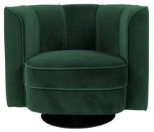 Fotel FLOWER - zielony
