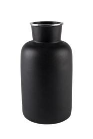 Kolor: czarny Materiał: aluminium Wymiary: 15,5x29 cm (Ø x H)