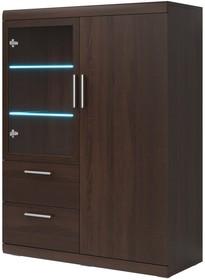 Mestre WM 44 - komoda 2 drzwiowa, 2 szuflady  MESTRE WM to nowość o ponadczasowym designu. Kolekcja ta jest kontynuacją sypialni o tej samej nazwie. W...