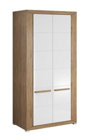 Lumi WM 18 - szafa  System mebli do pokoju dziennego LUMI to idealne rozwiązanie dla Klientów, którzy lubią kolory ziemi. System dostępny jest w dwóch...