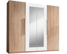 Vera 20 - szafa czterodrzwiowa  Sypialnia VERA to połączenie nowoczesnego designu i trendów w produkcji. W kolekcji do wyboru jest wyjątkowo pojemna...