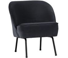 Fotel Vogue niebieski  Wymiary:  - Wysokość: 69 cm - Szerokość: 57 cm - Głębokość: 70 cm  Kolor:  - niebieski  Materiał:  - poliester 92%...