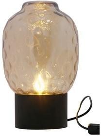 Lampka biurkowa Bubble XL  Wymiary:  - Wysokość: 34 cm - Szerokość: 21 cm - Głębokość: 21 cm  Kolor:  - antique mosiężny  Materiał:  -...