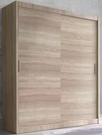 Alfa - szafa dwudrzwiowa 150  ALFA to kolekcja klasycznych szaf przesuwnych z lustrem. Do dyspozycji Klientów oddajemy dwie szerokości i sześć...