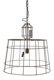 Metalowa lampa MONO , o minimalistycznej konstrukcji klosza i olbrzymim rozmiarze przykuwa uwagę. Światło, przenikając przez nią, tworzy bardzo ciekawy...