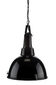 <br />Metalowa lampa LOTTI, ze szklaną osłoną - to kultowa wisząca lampa, w stylu industrialnym.<br />Jej oryginalny projekt powstał w latach...