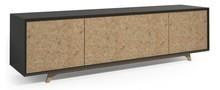 Komoda AA065 KROOD STEEL  Zestaw nowoczesnych, minimalistycznych mebli do samodzielnego skomponowania. Mebel składa się ze stalowych konstrukcji, które...