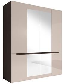 Hektor 20 - szafa 4 drzwiowa  HEKTOR to jedna z naszych najnowszych sypialni. Jest ona kontynuacją systemu dziennego o tej samej nazwie. Dostępna jest w...