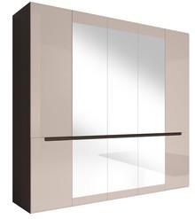Hektor 21 - szafa 3 drzwiowa  HEKTOR to jedna z naszych najnowszych sypialni. Jest ona kontynuacją systemu dziennego o tej samej nazwie. Dostępna jest w...
