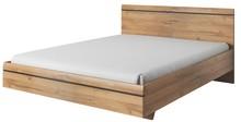 Tulsa 31 - łóżko 160/200  Wymiary:  Szerokość: 166 cm  Wysokość: 90 cm Głębokość: 205 cm  Wykonanie:  - płyta laminowana