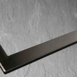 Uchwyt 0377 wykonany z metalu w kolorze stali szlachetnej. Idealny do nowoczesnych rozwiązań meblarskich. Rozstaw otworów montażowych 320mm,...
