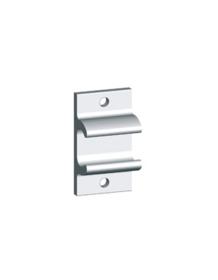 Listwa montażowa pojedyncza 885AL003060 firmy Camar  Listwa przeznaczona jest dla zawieszek 805 Camar do wysokich regałów oraz szafek dolnych  ...