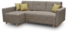 Model Grey doskonale sprawdzi się w niewielkich pomieszczeniach. Delikatnie pikowany w klasycznym stylu. Solidnie wyglądająca bryła zyskała lekkość...