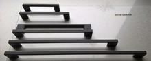 Uchwyty Uchwyt 2576 Grafit Mat- lakier proszkowy rozstaw 128 mm - Schwinn