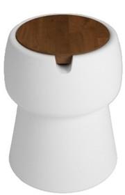 CHAMP może być używany jako mały stolik, taboret, pojemnik, a nawet jako cooler do napojów! Ze względu na szeroką gamę możliwości dostosowywania,...