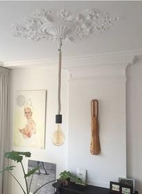 Ta lampa w rozmiarze XXL w kształcie kropli to wyraz w każdym wnętrzu. Od jadalni, loftów po restauracje. Lampa świetnie prezentuje się przy każdym...