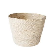 Materiał: liść kukurydzy Wymiary:  Ř 24 * 36 cm