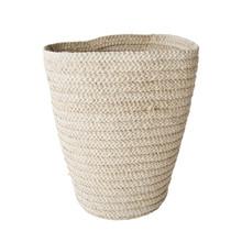 Materiał: liść kukurydzy Wymiary:  Ř 37 * 49 cm