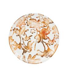 Materiał: ceramika Wymiary: Ř 36 * 2.5 cm
