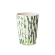 Materiał: bambus Wymiary: Ř 8 * 11 cm