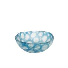 Kolor: niebieskiMateriał: szkłoWymiary: Ř 12 cmEAN: 8718754373647<br />