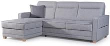 Model Ingrid to połączenie komfortu siedzenia i harmonijnego kształtu, ozdobiony kontrastowymi lamówkami. Sprawdzi się zarówno w pomieszczeniach o...