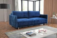 Model SKY to funkcjonalna i komfortowa kanapa wyposażona w dwuosobową funkcje spania o powierzchni 152 x 200 cm oraz praktyczny pojemnik na pościel,...