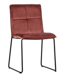 Krzesło różowe - zestaw 2 sztuk