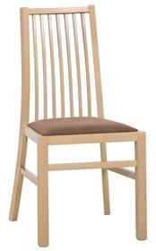Krzesło MARS 101 - dąb sonoma - TRENDLINE